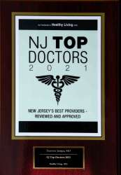 NJ Top Doctors 2021