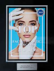 Top Facial Plastic Surgeon 2019