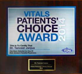 Vital Patient Choice Award